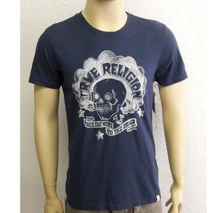 True Religion Skull T Shirt
